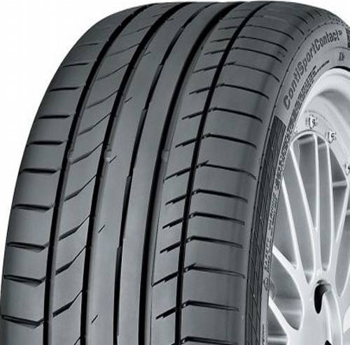 Letní pneumatika Continental Sport Contact 5 255/55 R 18 105W MO ML SUV